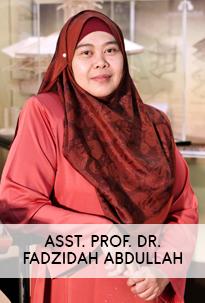 Asst. Prof. Dr. Fadzidah Abdullah