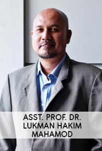 Asst. Prof. Dr. Lukman Hakim Mahamod