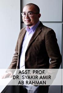 Asst. Prof. Dr. Syakir Amir Ab Rahman