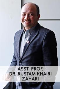 Asst. Prof. Dr. Rustam Khairi Zahari