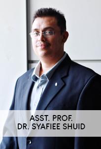 Asst. Prof. Dr. Syafiee Shuid
