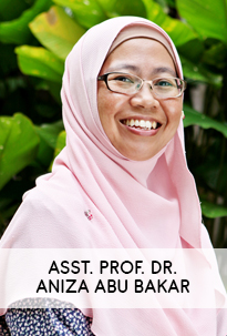 Asst. Prof. Dr. Aniza Abu Bakar