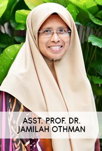 Asst. Prof. Dr. Jamilah Othman
