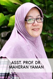 Asst. Prof. Dr. Maheran Yaman