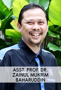 Asst. Prof. Dr. Zainul Mukrim Baharuddin