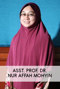 Asst. Prof. Dr. Nur Affah Mohyin