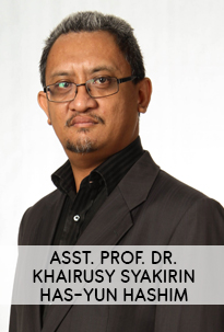 Asst. Prof. Dr. Khairusy Syakirin Has-Yun Hashim