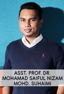 Asst. Prof. Dr. Mohamad Saiful Nizam Mohd Suhaimi