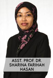 Asst. Prof. Dr. Sharina Farihah Hasan
