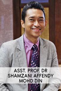 Asst. Prof. Dr. Shamzani Affendy Mohd Din