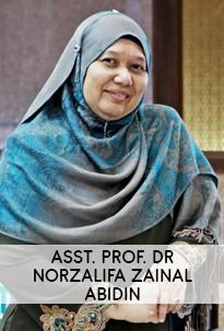 Asst. Prof. Dr. Norzalifa Zainal Abidin