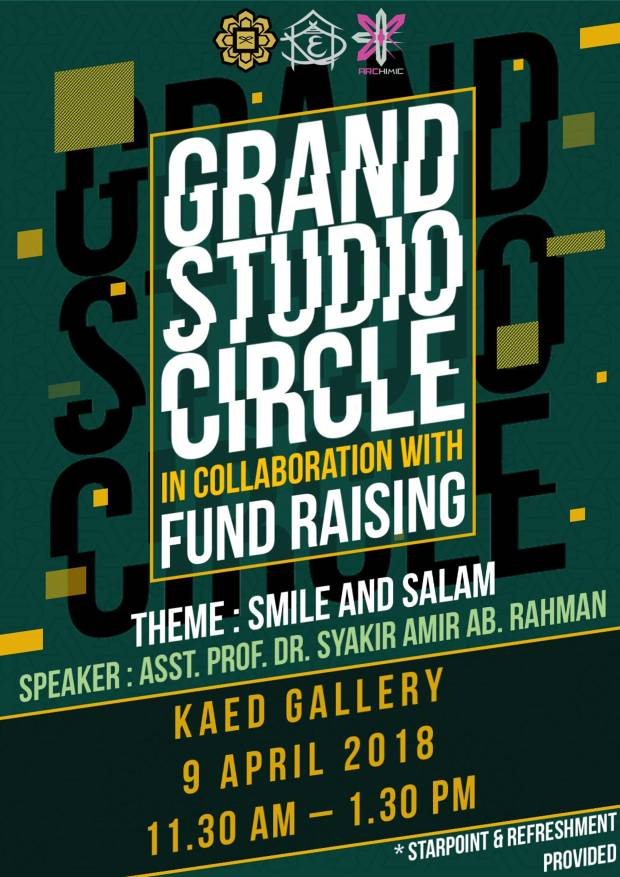 Grand Studio Circle 2018