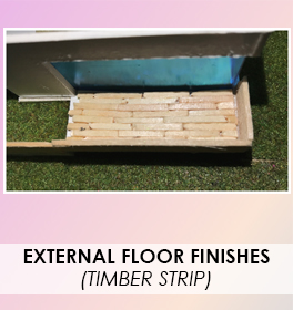 Floor - Timber Strip