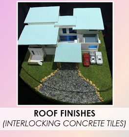 Roof - Concrete Tiles