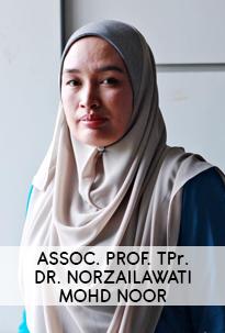Assoc. Prof. TPr. Dr. Norzailawati Mohd Noor