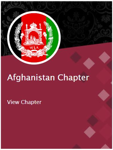 Afghanistan Chapter